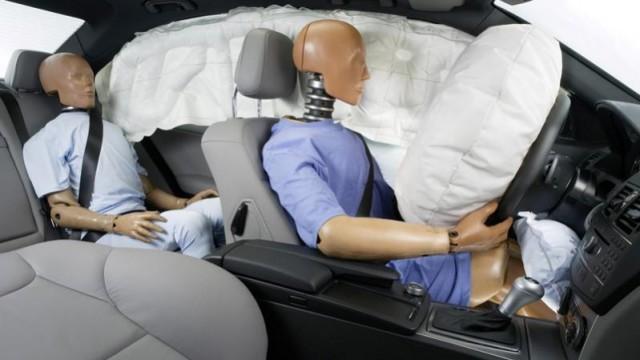 Unfallforscher Airbag