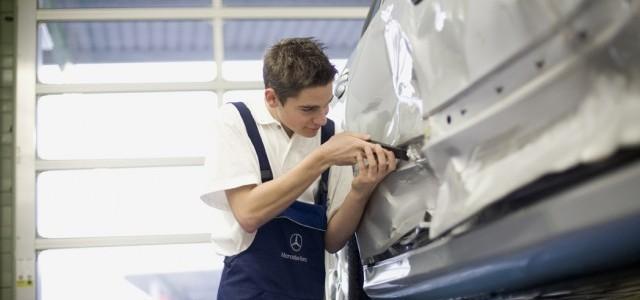 Karosserie-und Fahrzeugbaumechaniker 2