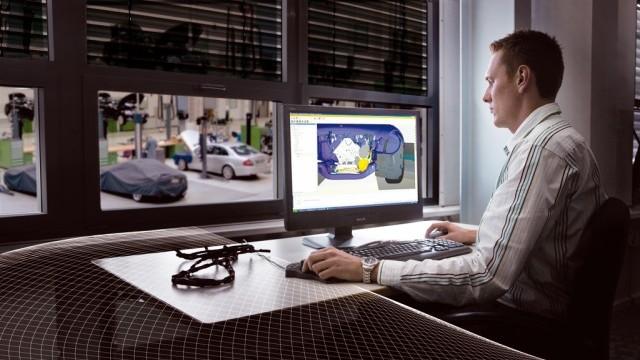 IT Automobilentwicklung