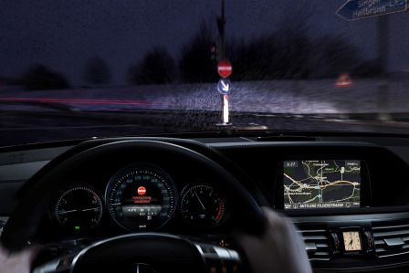 Real Life Safety: Verkehrszeichen-Assistent