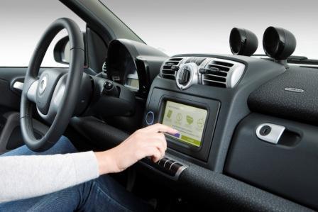 Smart  Car 2 Go