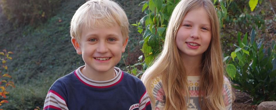 Emma und Nick