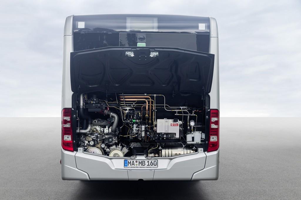 Erdgas Motor