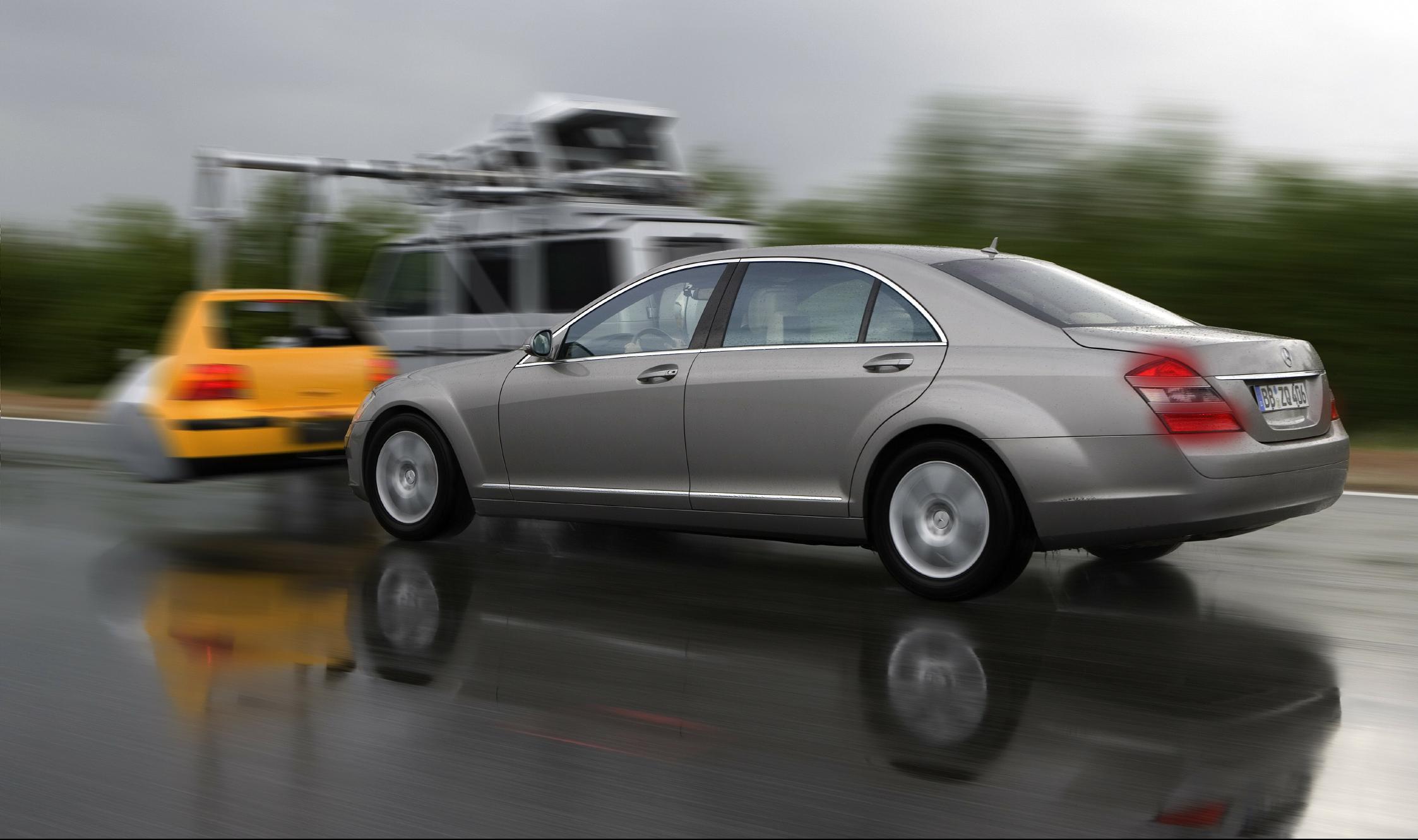 Optimierung der Bremskraft