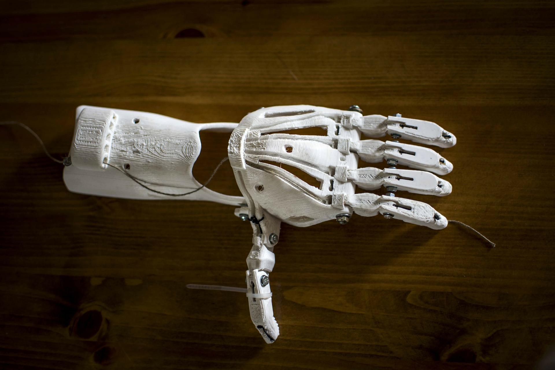 3D-Druck Prothese