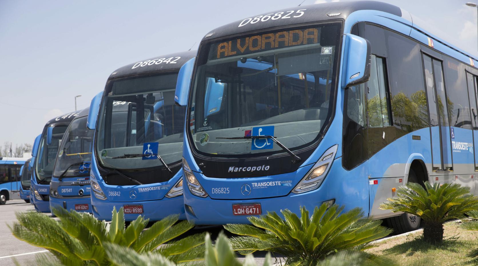 Bus-Rapid-Transit