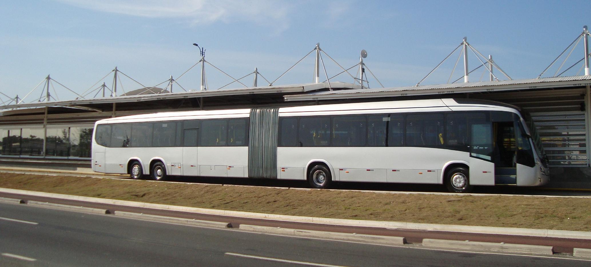 Bus Rapid Transit Brasil