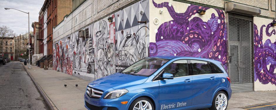 Elektroautos der Zukunft Genius die junge Wissenscommunity von Daimler, MINT-Bildungsinitiative