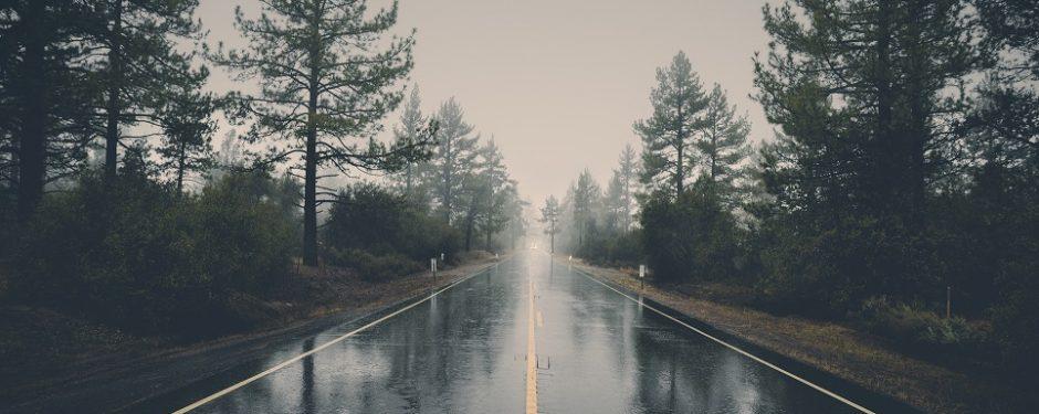 Genius Wissenscommunity, Daimler, Fahrerassistenzsysteme im Herbst, bei Regenwetter, Sicherheit, sicherer, Nässe, Nebel, Mercedes-Benz