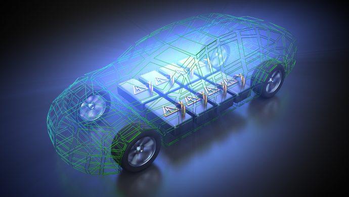 Die Akkus in einem Elektroauto sorgen für den Antrieb