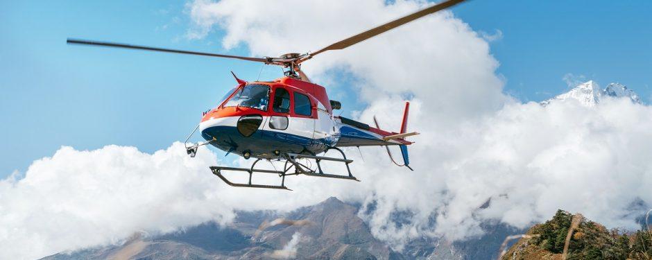 """Beitragsfoto zum Blogbeitrag """"Wie fliegt ein Hubschrauber?"""" - Medizinischer Rettungshubschrauber - Genius Die junge WissensCommunity von Daimler"""